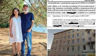 Šerbedžije sklopili bračni ugovor pa je Lenka dobila nekretnine a Rade uživanje do smrti