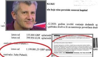 Jušte Puharić - Šukerov vjerovnik uložio 2 milijuna€u rodni kraj Draže Mihailovića