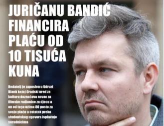Bandić na premijeri Juričanova filma 'Kumek' kojeg je financirao!