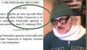 Prevarant Tutunović odbio sudski zahtjev da se nad njim provede bankrot