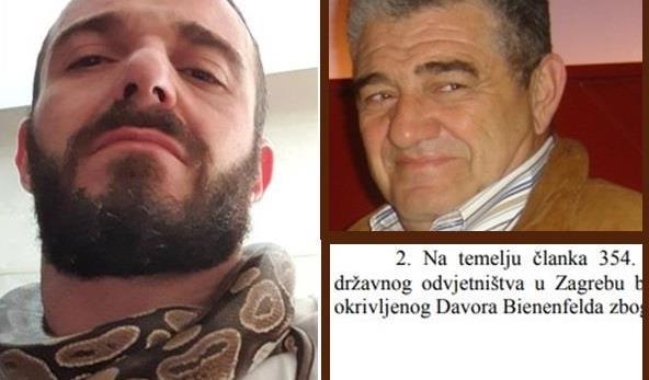 Sin Jaše Bienenfelda optužen za mučenje i iznudu konobara
