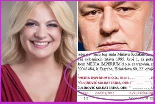 Doznajte kako je TV zvijezda Irina Čulinović oženila Mislava Kolakušića