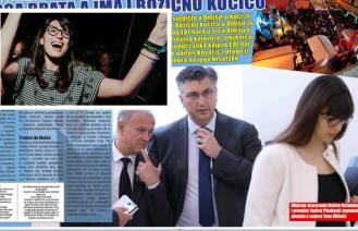 Plenkovićeva Tena Mišetić zbog korone ostala bez božićne kućice