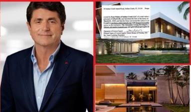 Suvlasnik Nove TV, N1 i Tele 2 taji da je vlasnik Miami vile od 27 milijuna dolara