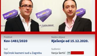 Partneru Tarika Filipovića i bivšem dečku Lane Biondić prijeti zatvor zbog prijetnji