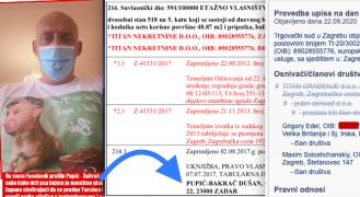 Otac najžešćeg kritičara HDZ-a kupio stan od Karamarkovih Rusa koji su donirali HDZ