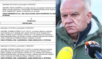 Dumbović nije u sukobu interesa jer je zemljište Grada Petrinje prodao tvrtci svoje snahe i sina