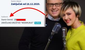 HTV-ovog Damira Smrtića traže preko sudske oglasne ploče iako je podnio ostavku