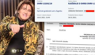 Zdravko Škender, nakon obiteljskih tragedija ali i nove ljubavi, doživio i ovrhu