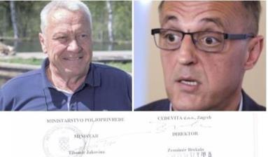 Tihomir Jakovina dao je milijune za ribe Eminu Teskeredžiću i koncesiju Tedeschiju