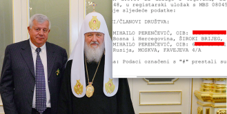 Punac Emila Tedeschija iz Širokog Brijega opet utekao u Moskvu
