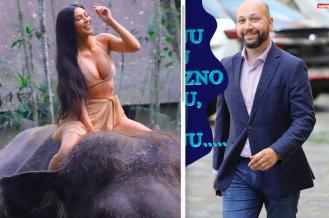 SDP-ov kandidat za zagrebačkog župana Mihael Zmajlović putovao kao Kardashianke