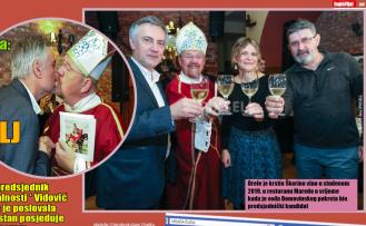 Škoro želi kralja pilećih pohanaca Dreleta kao zagorskog župana