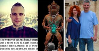 Tvorac art monstruma dočepao se love zlorabeći ime Karamarkove supruge