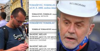 Tomislav Tomašević izgubio osobnu, vozačku i zdravstvenu, Bandiću vrijedila i poništena osobna