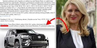 Prekršajno kažnjavana Vesna Škare Ožbolt oslobođena optužbe na zagrebačkom sudu