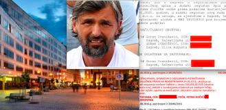 Na luksuznom stanu Gorana Ivaniševića hipoteka Tatjane iz Republike Srpske