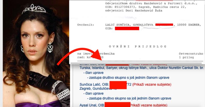 Kraljica biomase Sunčica Lalić pred ovrhom iako posluje s Turčinom iz Galatasaraya