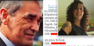 HDZ-ov Ante Ćorušić ovršio kćer pokojnog Gojka Šuška