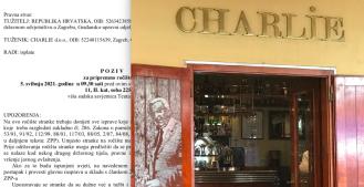 Kultni zagrebački kafić Charlie na meti Županijskog državnog odvjetništva Zagreb