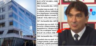Zlatko Dalić posjeduje skromni stan u Ban centru: doznajte tko je sve platio 7.000 € m2