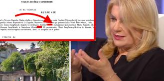 Vesna Škare Ožbolt zastupa tužiteljicu koja oduzima kuću u Nazorovoj vlastitoj obitelji