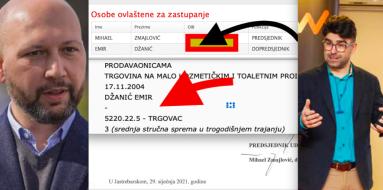 SDP-ov kandidat Mihael Zmajlović osnovao udrugu s tvorcem perianalnog sapuna