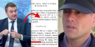 Nikola Kajkić odustao od kaznenog progona savjetnika ministra Božinovića