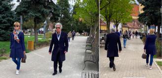 Uspaničen zbog korone Trumpov prijatelj Vladimir Kraljević bježao od vlastite supruge