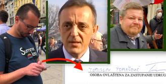 Tomislav Tomašević preko IPE i sestara Doolan povezan s aferom SDP-ovog ministra i Račanovim sinom