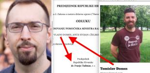 Tomaševićev vijećnik i šef Prava na grad sin je Tuđmanovog pomoćnika ministra