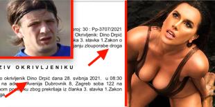 Bivši suprug Nives Celzijus Dino Drpić na sudu zbog droge a grca i u mega dugovima