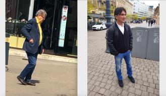 Pogledajte što susjedi Ćiro Blažević i Zlatko Dalić rade usred bijela dana