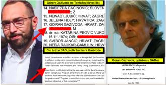 Na Tomaševićevoj listi bankar koji je suđen zbog zločina protiv SAD-a, bio i šef RTL-a