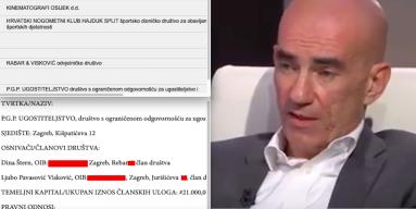 Privatni biznis odvjetnika Ljube Pavasović Viskovića, od podstanara do profitera