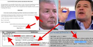 Suca Vekića Stipe Mesić '92 imenovao je zamjenikom javnog tužitelja, 2005. vozio je Citroen na leasing i imao hipoteku na kući