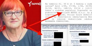 Zbog ugovora s mužem Rade Borić HDZ-ov gradonačelnik dobio Uskokovu optužnicu i uvjetni zatvor