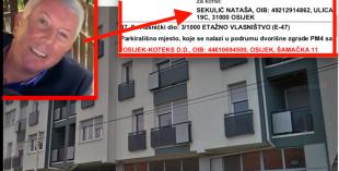 Otkrivamo tajne stana u kojem je uhićen sudac Zvonko Vekić