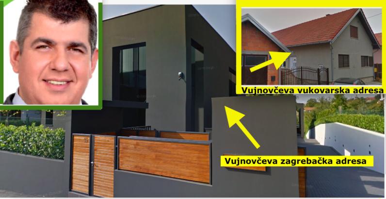 GAS,GAS: PPD Pavo Vujnovac iz vukovarske prizemnice u luksuznu vilu u Zagrebu