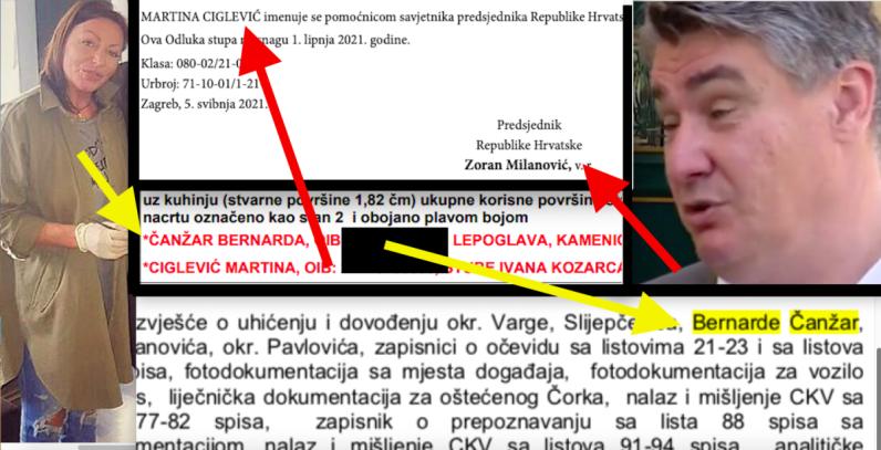 Milanovićeva savjetnica iz afere Pismohrana kupila luksuzni stan od ranije uhićene Mamićeve frizerke
