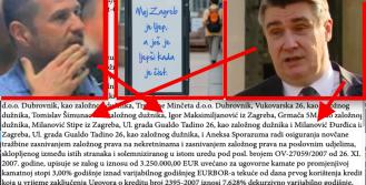 Hoće li uhićeni Igor Maksimiljanović propjevati o 3,25 milijuna eura koji povezuju njega, Milanovićevog brata i roditelje