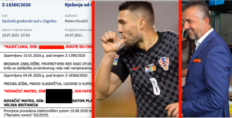 Mateu Kovačiću sud dopustio uknjižbu stana Luke Rajića pa papire poslao na krivu adresu