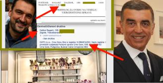 Ovršen Dalibor Bagarić, vlasništvo u slastičarni Magnolia prodao crnogorskom bankaru bliskom Todoriću