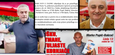 I Pupić Bakrač strepi od Uskočkih akcija koje se provode zbog Milana Bandića i ortaka