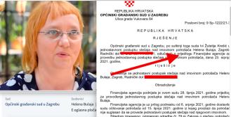 Financijska agencija traži osobni bankrot poznate hrvatske redateljice