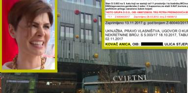 I Anica Kovač susjeda je supruge Zdravka Mamića u Horvatinčićevom Cvjetnom