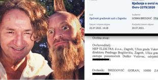 Goranu Bregoviću prijeti ovrha zbog ZG vile koju je prodao hercegovačkim tajkunima