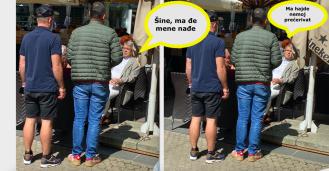 Ljudi čudnih priča zaskočili Ćiru Blaževića dok je bio s odvjetnicom fra Šime