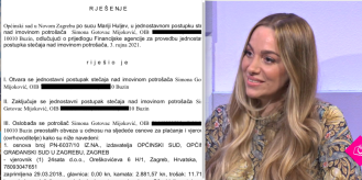 Simona Gotovac Mijoković bankrotirala, nakon Ante koji duguje 2,3 milijuna kn