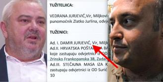 Kum Ratka Mačeka založio vilu zbog kredita, tužila ga supruga tvrdeći da je njen potpis falsificiran